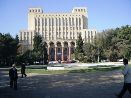 Azerbaijan Academy of Sciences, Baku